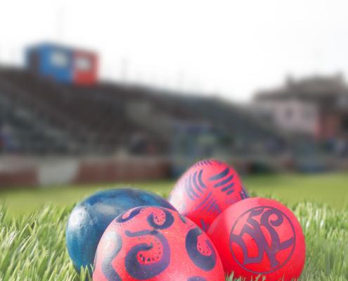 Oster-Gewinnspiel im HWG-Stadion am ZOO
