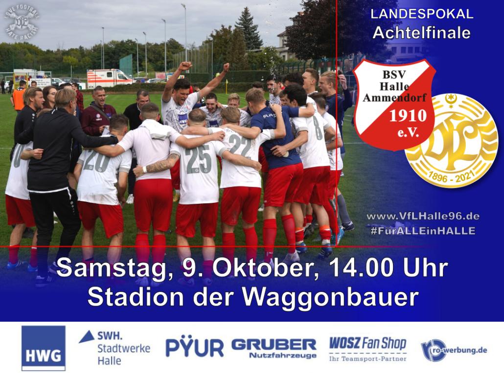 Spielankündigung Ammendorf - VfL